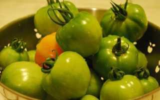 Зелені помідори на зиму — смачні рецепти з фото (покроково)