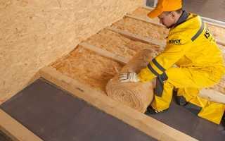 Утеплення підлоги в дерев'яному будинку своїми руками, як зробити, відео