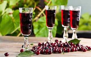 Вишнева наливка — рецепти приготування напою без горілки, з горілкою, на спирту, відео