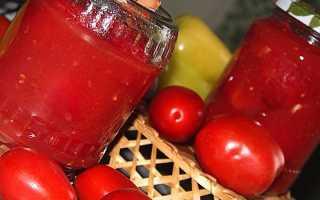 Помідори в томатному соку — покроковий рецепт заготовки на зиму, відео