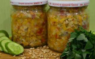 Заготівля для супу на зиму, рецепт приготування, відео