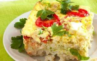 Рисова запіканка з сиром, фаршем в духовці і мультиварці, рецепти з фото, відео