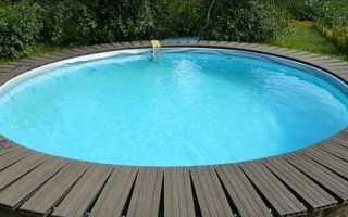 Басейн — етапи будівництва круглого басейну, облаштування по периметру, відео