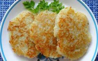 Деруни з картоплі — приготування за класичним рецептом і з фаршем, фото, відео