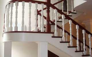 Установка перил на сходи, кріплення до стіни, стовпів, відео
