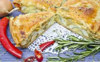 Пиріг з цибулею — класика Провансу. Пиріг з цибулею і яйцем. Покроковий рецепт з фото