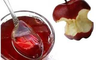 Використовуємо яблучні відходи в кулінарії, яблучне желе