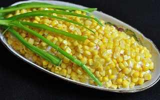 Салат з кукурудзою — рецепти з додаванням пекінської капусти, квасолі, курки, сухариків, фото, відео