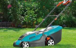 Електричні газонокосарки — технічні характеристики самохідних і несамохідних моделей, відео