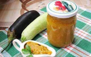 Ікра овочева — покроковий рецепт приготування делікатесу на зиму, відео
