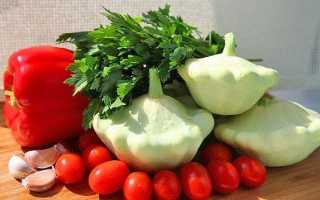 Салат з патисонів на зиму — рецепти приготування з додаванням кабачків, огірків, помідорів, часнику, приготування по корейськи, відео