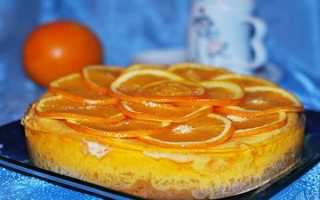 Апельсиновий пиріг — простий рецепт з фото, в мультиварці, з додаванням яблук, відео