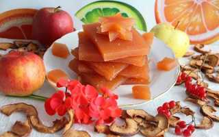 Мармелад з яблук на зиму — кращі рецепти приготування, відео