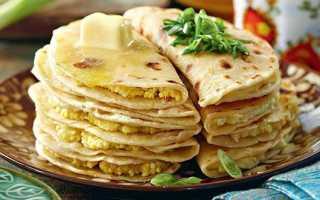Кистибий з картоплею — рецепт з фото, приготування з лаваша, відео
