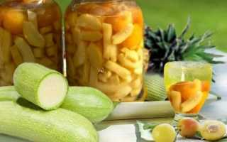 Компот з кабачків на зиму — рецепти напою з додаванням апельсина, обліпихи, слив, лимона, відео