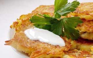 Картопляні деруни, або Деруни. Покроковий рецепт з фото