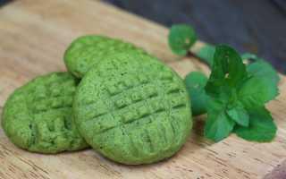 М'ята — рецепти приготування печива, норма інгредієнтів, відео