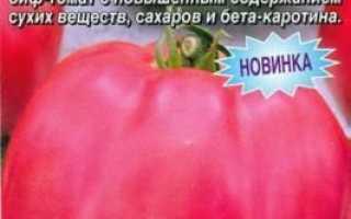 Сорт томата Малиновий велетень: характеристика і опис сорту, особливості вирощування