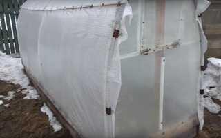 Парник для вирощування огірків — конструкція для холодного клімату, відео