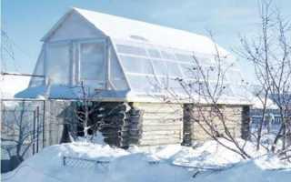 Теплиця на даху або горищі будинку, підведення світла, водопроводу, відео