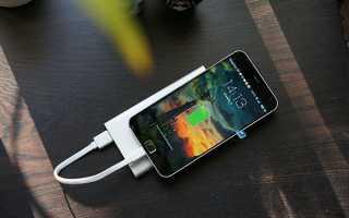 Портативний зарядний пристрій — банк енергії для телефону, планшета, ноутбука, відео