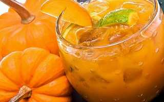 Сік з гарбуза з апельсином на зиму, рецепт приготування в домашніх умовах, відео