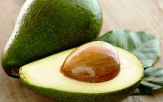 Авокадо — корисні властивості кісточки плоду, відео