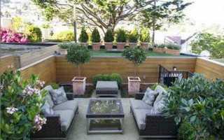 Як створити затишну зону відпочинку на дачі, підібрати меблі і декор, відео