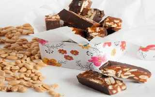 Щербет з арахісом — рецепт в домашніх умовах, з чого роблять, відео