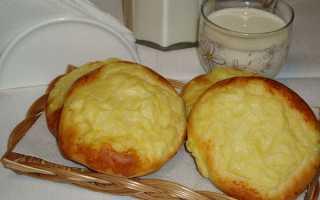 Шаньги з картоплею — покроковий рецепт з фото, відео