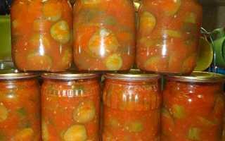 Огірки в томатному соусі на зиму — рецепти приготування маринованих, різаних огірків, відео
