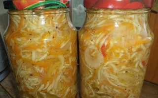 Патисони по-корейськи — рецепт приготування заготовки на зиму, відео