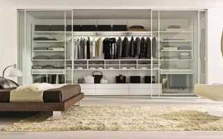 Гардеробна кімната своїми руками, наповнення, облаштування, варіанти дизайну, відео
