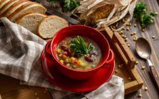 Мексиканський суп з кукурудзою і квасолею — просто і доступно. Покроковий рецепт з фото