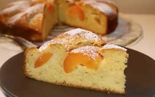 Пиріг з абрикосами — рецепти з фото, приготування в мультиварці, сирного пирога, з замороженими і консервованими абрикосами, відео