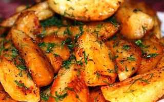 Картопля по-селянськи в духовці, мультиварці і на сковорідці, рецепт з фото, відео