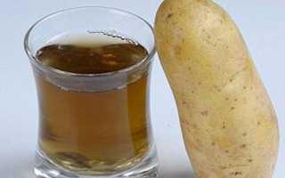 Картопляний сік — користь і шкода при гастриті, панкреатиті, лікування соком, відео