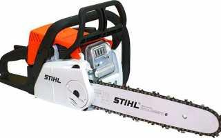Бензопила stihl ms 180 — інструкція з експлуатації, несправності, розбирання і ремонт своїми руками, заміна ланцюга, відео