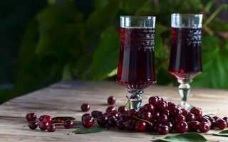 Вино з вишні в домашніх умовах, як зробити, рецепт з кісточками і без, відео