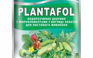 Добриво Плантафол для підгодівлі винограду, відео