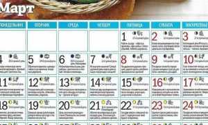 Місячний посівний календар на березень 2019 роки для садівників, городників, квітникарів