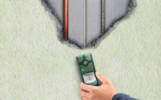 Сигналізатор прихованої проводки — правильний вибір моделі детектора, відео