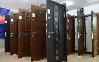 Як вибрати залізні двері в будинок — конструкції, ребра жорсткості, відео