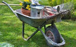 Тачка садова одноколесная на торговому майданчику Аліекспресс, ціна, відео