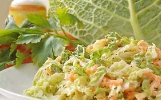 Капустяний салат «Коул Слоу». Покроковий рецепт з фото
