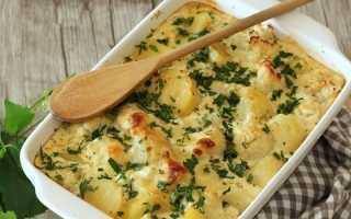 Цвітна капуста, запечена в духовці з сиром — покроковий рецепт з фото, відео