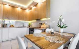 Модулі кухонні — види, типи, розміри, способи монтажу, відео