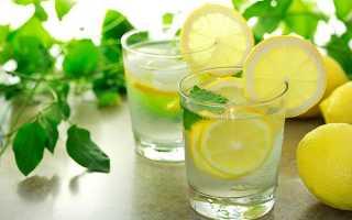 Вода з лимоном натщесерце для схуднення, користь і шкода лимонної води для здоров'я, рецепт напою, відео