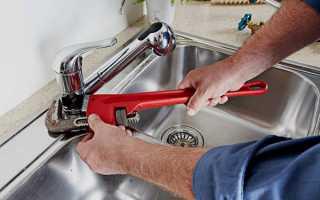 Заміна змішувача на кухні смвоімі руками, який ключ потрібен, відео
