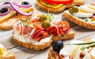 Бутерброди на святковий стіл: рецепти на Новий рік 2019 прості і смачні з фото